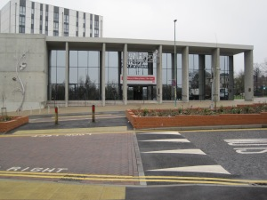 The Kent History & Library Centre in Maidstone