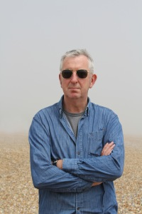 Author Mark Oldfield