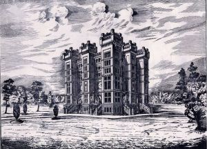 Image of Jezreel's tower c 1884 in family collection bequeathed to User: Cunningham - Wikipedia replicated under Creative Commons  Licence.