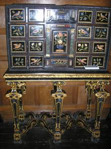 Pietra Dura Cabinet, Penshurst Place  ©Penshurst Place 2013