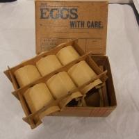 A WWII Egg Box, Sevenoaks, Kent