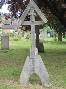 The Strangers Grave - East Farleigh ©Rachael Hale 2013