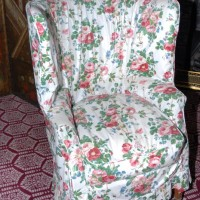 The Secrets of Queen Victoria's Armchair, Walmer Castle, Kent