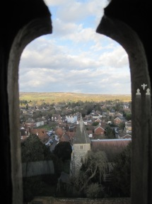 The view from the very top. ©Rachael Hale aka History Magpie 2013