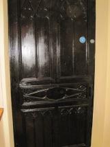 One of the original doors. ©Rachael Hale aka History Magpie 2013