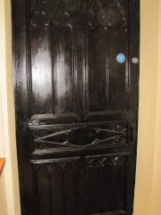 One of the original doors. ©Rachael Hale aka History Magpie 2013