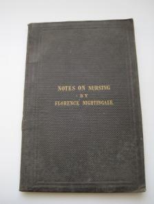 Notes on Nursing Cover Chiddingstone Castle