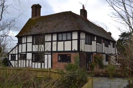 'A Tudor Revival' featured in the Spring Issue of Kent Homes & Interiors Magazine