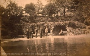 Grottos - Image supplied by Tunbridge Wells Museum