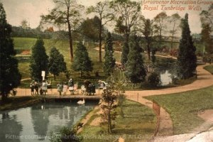 Lower Lakes Image supplied by Tunbridge Wells Museum