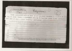 Original Telegram