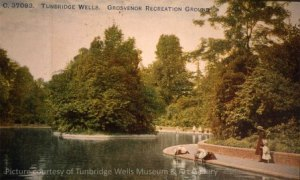 Upper Lake Image provided by Tunbridge Wells Museum