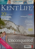 Cover of May's Kent Life Magazine