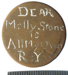 Love Token image ©Maidstone Museum and Bentlif Trust