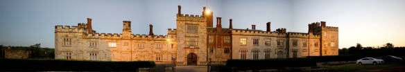 Penshurst Place at night image © Penshurst Place and Gardens