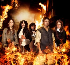 The Great Fire image © ITV