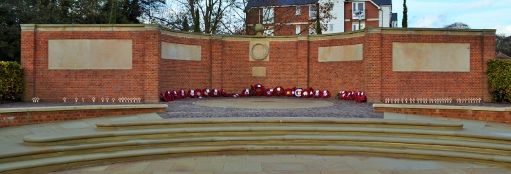 Tonbridge Memorial Wall - Rachael Hale (The History Magpie)