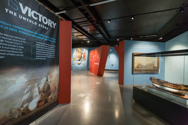 HMS Victory: The Untold Story  Image taken by Manu Palomeque