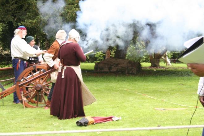 Medieval Weekend at Lullingstone Castle