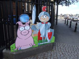 Norman and Grunt head the list of 16 fun, family friendly days out in August 2015