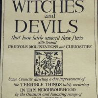 The 17th Century Trial of Elizabeth Wood - the Benenden 'Witch'