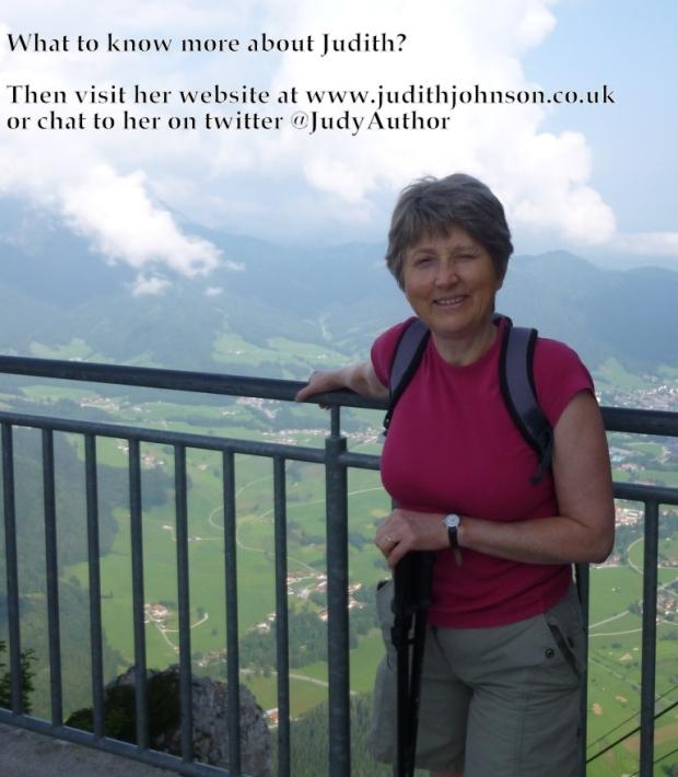 Author Judy Johnson