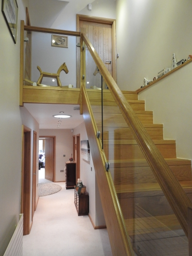 G. Dalby Stairway Image taken by Amanda Bryant