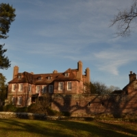 Arthur Conan Doyle, Murder and Ghosts at Groombridge Place