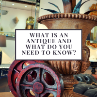 What is an antique and what do you need to know?