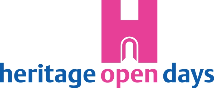 Primary Logo for Heritage Open Days 2018 © Heritage Open Days